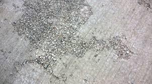 sidewalk salt damage