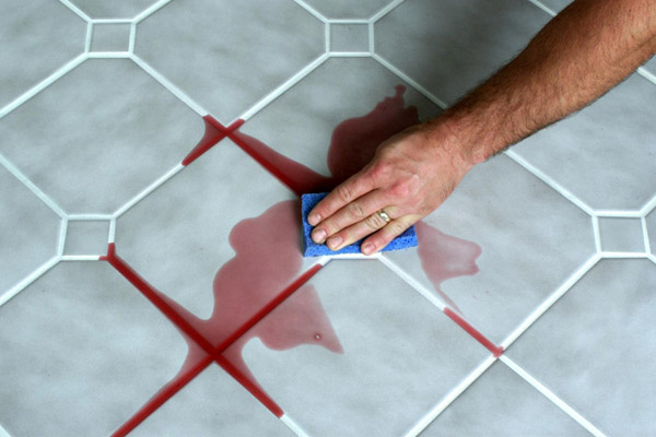 shower grout sealer