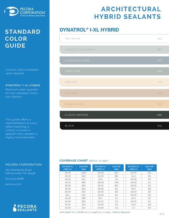 Dynatrol® I-XL Hybrid - Masonry Caulk