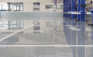 Epoxy Floor coatings