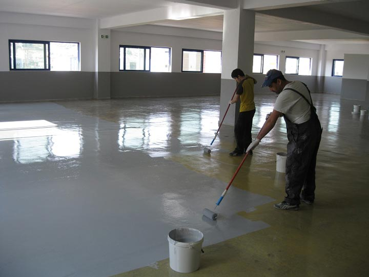commercial epoxy primer