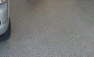 showroom epoxy